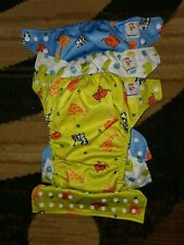 New ListingKaWaii Baby Cloth Diapers