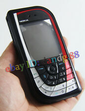 Nokia 7610 Mobile Cell Phone GSM Triband Unlocked FM Original Refurbished, Black