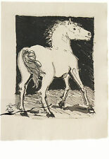 Kunstkarte: Pablo Picasso - Pferd