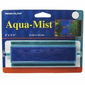 "LM Penn Plax Aqua-Mist Add-A-Stone Airstone 5.5"" Long x 2"" Wide"