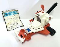 1966 Mattel Major Matt Mason Firebolt Space Cannon WORKING
