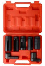 "AU 7 PCS Car Oxygen Sensor / Lambda sensor Socket Set Tool All Sizes 1/2"" Drive"
