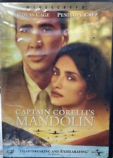 Captain Corelli's Mandolin (DVD, 2001)