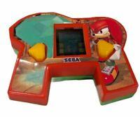 McDonalds Sonic the Hedgehog Knuckles Treasure Hunt LCD Mini Game Sega Green 1