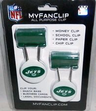 NEW YORK JETS  MyFanClip  ALL PURPOSE CLIP