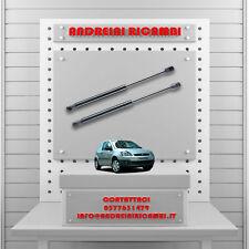 2 MOLLE A GAS BAGAGLIAIO FORD FIESTA V VAN 1.4 TDCI 50KW 68CV 2006 | MG10101
