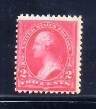 US Stamps - #250 - MNH - 2 cent Washington Type I Issue - CV $85