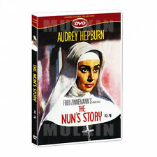 THE NUN'S STORY (1959) DVD - Audrey Hepburn (New *Sealed *All Region)