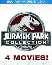 Jurassic Park Collection: Jurassic Park [3D/Blu-ray]/ The Lost World Jurassic Pa