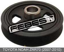 Crankshaft Pulley Engine 1Zrfe/2Zrfe/3Zrfae For Toyota Noah Zrr70 (2007-2010)