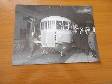 LITTORINA FIAT ALB 80.104 MOTORE OTTO  TORINO PORTA SUSA 1934 VENTIMIGLIA OULX