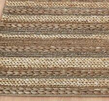 Jute Solid Natural Fibres Rugs