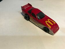 Original 1993 Hot Wheels McDonalds Funny Car Red Vintage Rare