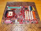 MSI 848P NEO-V Socket 478 Motherboard