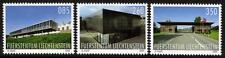 Architecture Liechtenstein Stamps