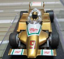 Für H0 Slotcar Racing Modellbahn --- Formel 1 / Indy mit Tyco Motor in Box