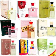 Colonia para Mujer PRADY Perfumes 100ml Agua Eau de Toilette Fragancia Femenina