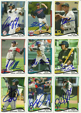 2014 Topps Pro Debut ROSELL HERRERA Signed Card ROCKIES auto rc SANTO DOMINGO DR