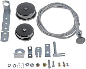 Choke Conversion Kit Electric Vehicle Gear Cable Carburetor Installation Manual