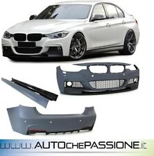 Kit Estetico completo M Perfomance per BMW F30 berlina 2011>15 ABS lip M-pack