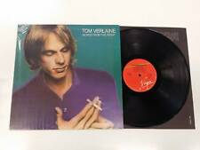 TOM VERLAINE (TELEVISION) WORLDS FROM THE FRONT LP ITALY 1982