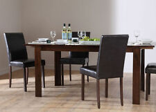 Unbranded Wooden Kitchen & Dining Tables with Extending
