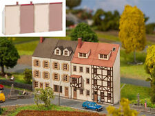 Faller 282781 4 Kleinstadthäuser dreistöckig Z Bausatz Neu