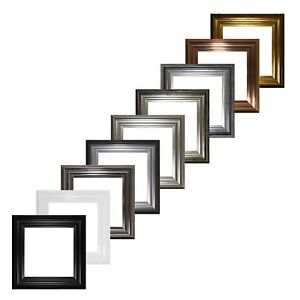 Wide Frame Bucharest Range Picture Frames Photo Frame Instagram Square Decor