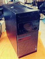Dell Optiplex 3020 MT Barebones Chassis/Case, Fan Optical Drive - Parts Only (*)