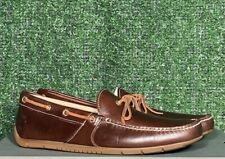 Timberland Men's Size 9.5 LeMans Gent Driving Moc Boat New