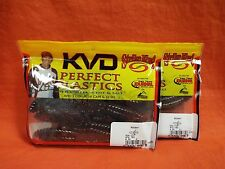 "Strike King Perfect Plastics Rodent (4"") (6 ea) (2 pks) #Ro4-107 Big Tex"