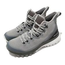 Merrell Bravada Mid Waterproof High Top Grey White Women Hiking Outdoors J036018