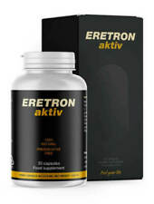 Eretron Aktiv / Active / Aktive NEU U. OVP 30 Kapseln / Capsules