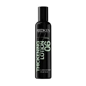 REDKEN Thickening Lotion 06   For Fine Hair   Adds Weightless Body & Texture ...