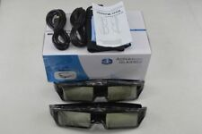 2 X RF3D Active Rechargeable Glasses  Substitute for Epson RF3D Glasses  ELPGS03