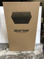 "Masters of the Universe Giant 12"" Beast Man Savage Henchman Figure - SEALED !!"