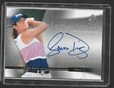 2004 SP Authentic - LAURA DIAZ - Sign of the Times Autograph  - PGA GOLF