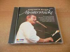 CD Konstantin Wecker - Meisterstücke - 14 Songs
