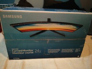 Samsung  Essential Curved Monitor Cf396