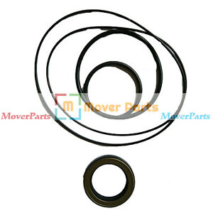 Final Drive Travel Motor Seal Kit for Hitachi Excavator EX75 John Deere 70D