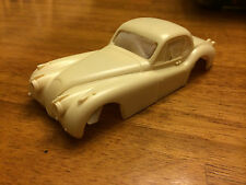 1/32 RESIN Jaguar XK120 Hard Top Coupe