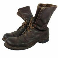 Corcoran Cap Toe Airborne Jump Boots 1st Pattern