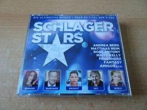 3 CD Box Schlager Stars Michelle Ella Endlich Wolkenfrei Maite Kelly Linda Hesse