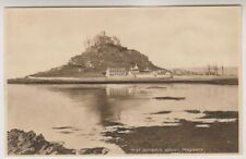 Cornwall Carte Postale - st Michaels Mount, Penzance (A1253)