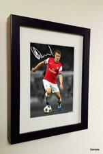 7x5 Signed Aaron Ramsey Autographed Arsenal Photo Picture Frame Memorabilia 1
