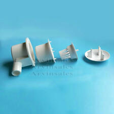 1PCS Dental accessory Spittoon funnel Plastic filter cover Set of four parts