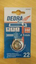 DEDRA Cutting Wheel spare 5mm