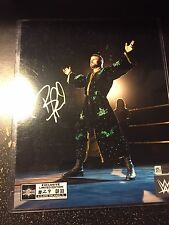 Bobby Roode Wwe WrestleMania 33 Exclusive Limited Edition Autograph # 29 of 33