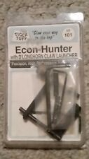"""Tiger Tuff """"Econo Hunter"""" Arrow Rest w/Claw Launcher for Hunting/Target Archery"""