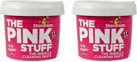 2 x The Pink Stuff - The Miracle Paste All Purpose Cleaner 500g